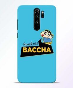 Sanskari Baccha Redmi Note 8 Pro Mobile Cover