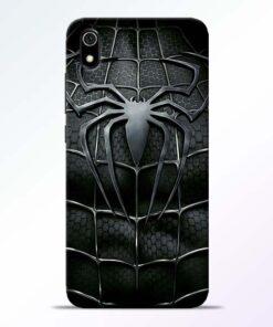 Spiderman Web Redmi 7A Mobile Cover
