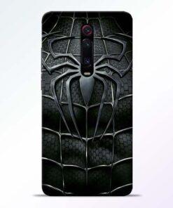 Spiderman Web Redmi K20 Pro Mobile Cover