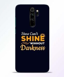 Stars Shine Redmi Note 8 Pro Mobile Cover