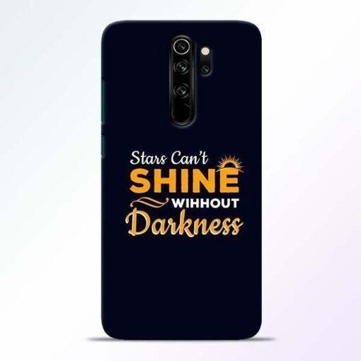 Stars Shine Redmi Note 8 Pro Mobile Cover