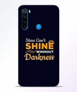 Stars Shine Xiaomi Redmi Note 8 Mobile Cover