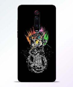 Thanos Hand Redmi K20 Pro Mobile Cover