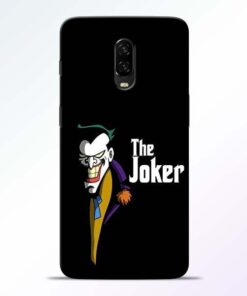 The Joker Face OnePlus 6T Mobile Cover