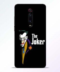 The Joker Face Redmi K20 Pro Mobile Cover
