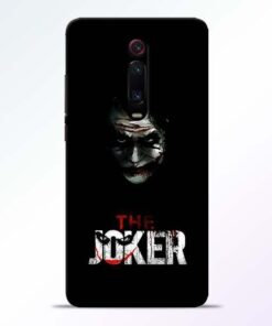The Joker Redmi K20 Mobile Cover