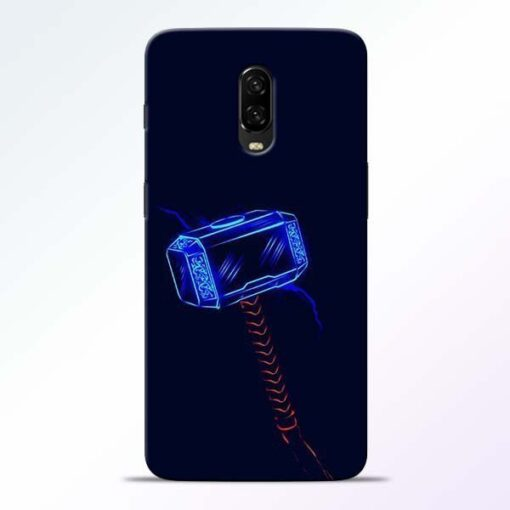 Thor Hammer OnePlus 6T Mobile Cover