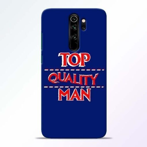 Top Redmi Note 8 Pro Mobile Cover