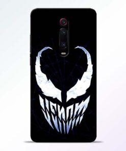 Venom Face Redmi K20 Mobile Cover