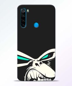 Angry Gorilla Redmi Note 8 Mobile Cover - CoversGap