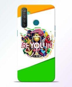 Are you In Realme 5 Pro Mobile Cover