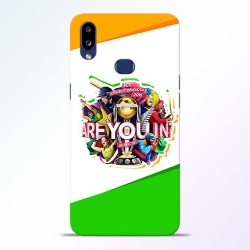 Are you In Samsung Galaxy A10s Mobile Cover