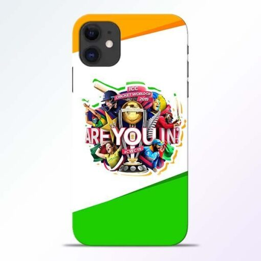 Are you In iPhone 11 Mobile Cover