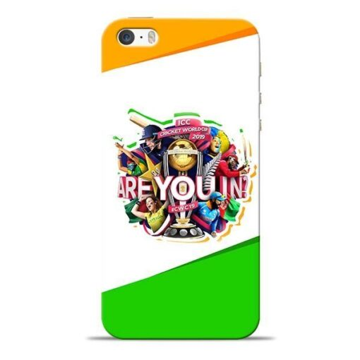 Are you In iPhone 5s Mobile Cover