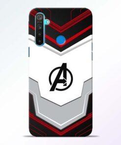 Avenger Endgame RealMe 5 Mobile Cover - CoversGap