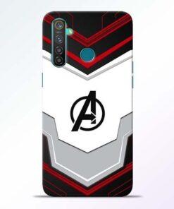 Avenger Endgame RealMe 5 Pro Mobile Cover - CoversGap