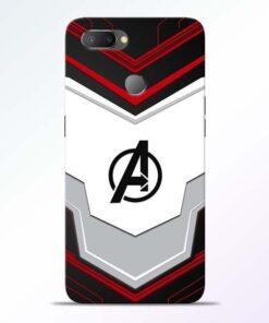 Avenger Endgame RealMe U1 Mobile Cover - CoversGap