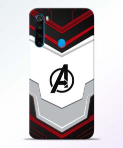 Avenger Endgame Redmi Note 8 Mobile Cover