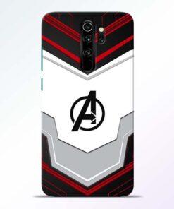 Avenger Endgame Redmi Note 8 Pro Mobile Cover