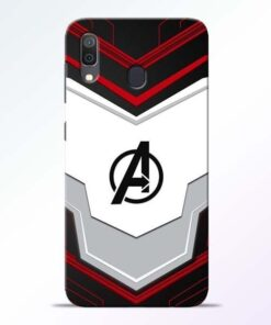 Avenger Endgame Samsung A30 Mobile Cover - CoversGap