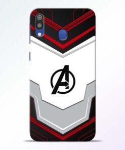 Avenger Endgame Samsung M20 Mobile Cover - CoversGap