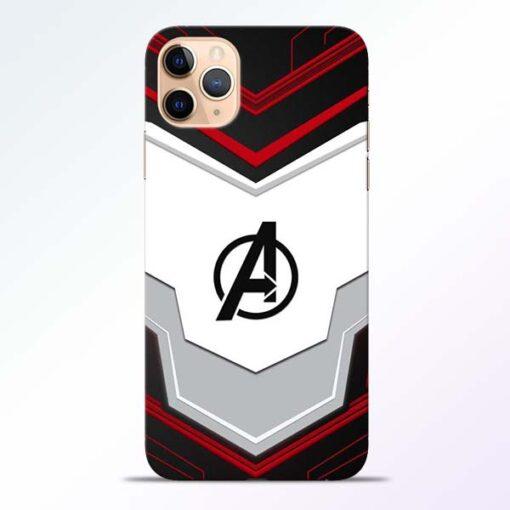 Avenger Endgame iPhone 11 Pro Mobile Cover