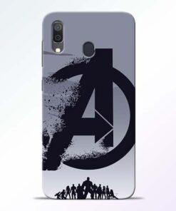 Avengers Team Samsung A30 Mobile Cover - CoversGap