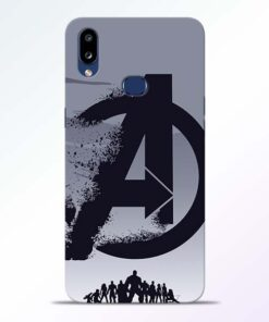 Avengers Team Samsung Galaxy A10s Mobile Cover