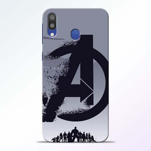 Avengers Team Samsung M20 Mobile Cover - CoversGap
