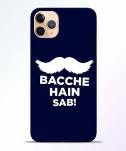 Bacche Hain Sab iPhone 11 Pro Mobile Cover