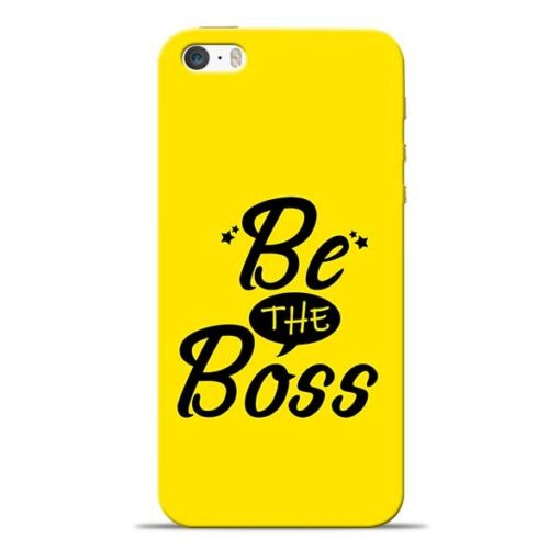 Be The Boss iPhone 5s Mobile Cover