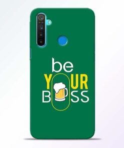 Be Your Boss Realme 5 Mobile Cover
