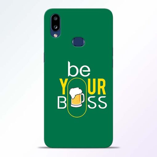 Be Your Boss Samsung Galaxy A10s Mobile Cover