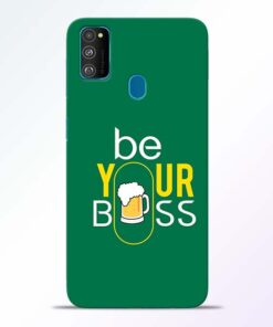 Be Your Boss Samsung Galaxy M30s Mobile Cover