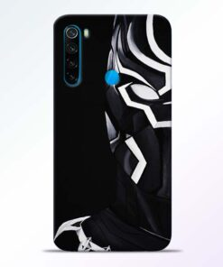 Black Panther Redmi Note 8 Mobile Cover - CoversGap
