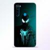 Black Spiderman Redmi Note 8 Mobile Cover