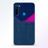 Blue Jeans Redmi Note 8 Mobile Cover - CoversGap