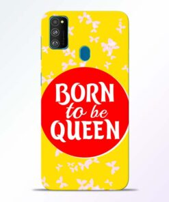 Born Queen Samsung Galaxy M30s Mobile Cover