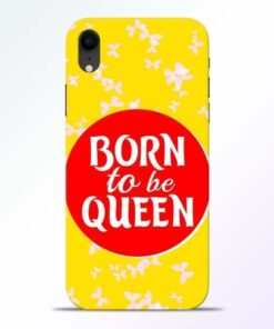 Born Queen iPhone XR Mobile Cover