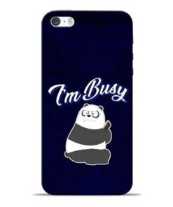 Busy Panda iPhone 5s Mobile Cover