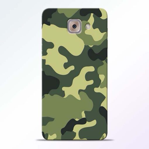 Camouflage Samsung Galaxy J7 Max Mobile Cover