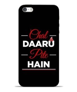 Chal Daru Pite H iPhone 5s Mobile Cover