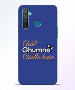Chal Ghumne Realme 5 Pro Mobile Cover