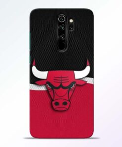 Chicago Bull Redmi Note 8 Pro Mobile Cover - CoversGap