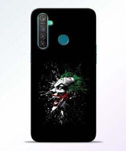 Crazy Joker RealMe 5 Pro Mobile Cover - CoversGap