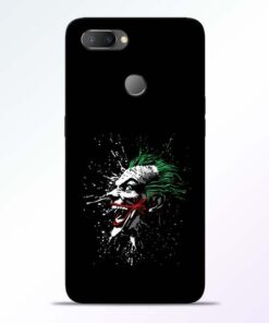 Crazy Joker RealMe U1 Mobile Cover - CoversGap