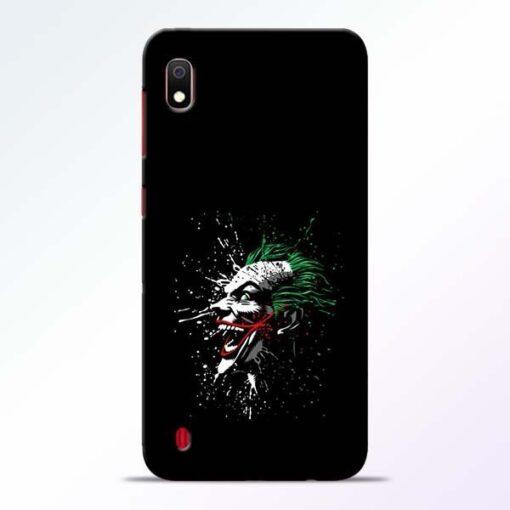 Crazy Joker Samsung A10 Mobile Cover - CoversGap