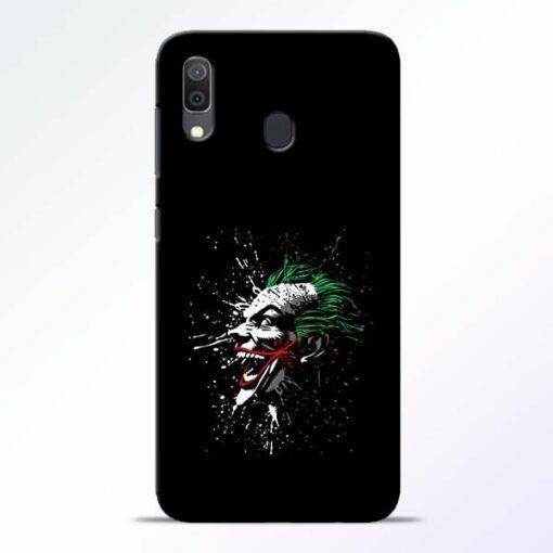 Crazy Joker Samsung A30 Mobile Cover - CoversGap