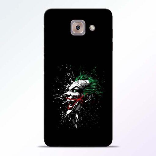 Crazy Joker Samsung Galaxy J7 Max Mobile Cover