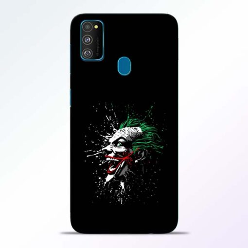 Crazy Joker Samsung Galaxy M30s Mobile Cover